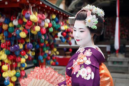 Der japanische Kimono – Der Rolls Royce unter der Trachtenkleidung